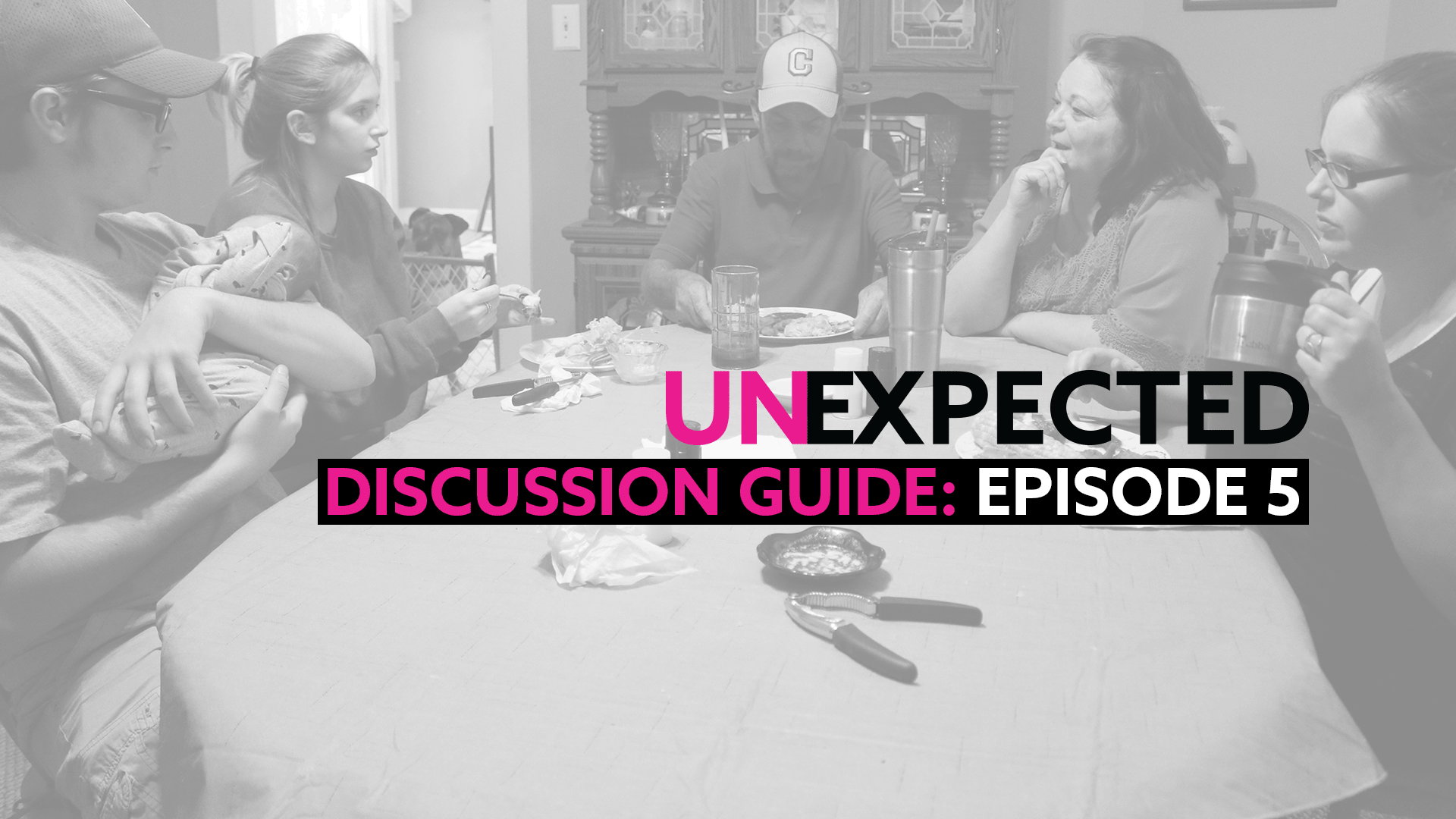 Unexpected can help you start healthy conversations about love, sex, and relationships.