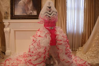 The Outrageous Gowns Of My Big Fat American Gypsy Wedding Inside