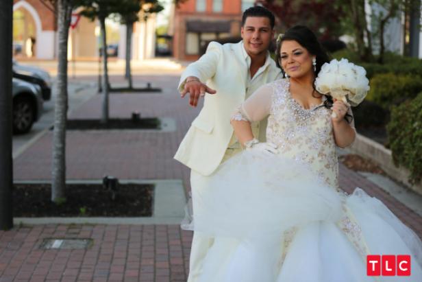 The Outrageous Gowns Of My Big Fat American Gypsy Wedding Inside Tlc Tlc Com