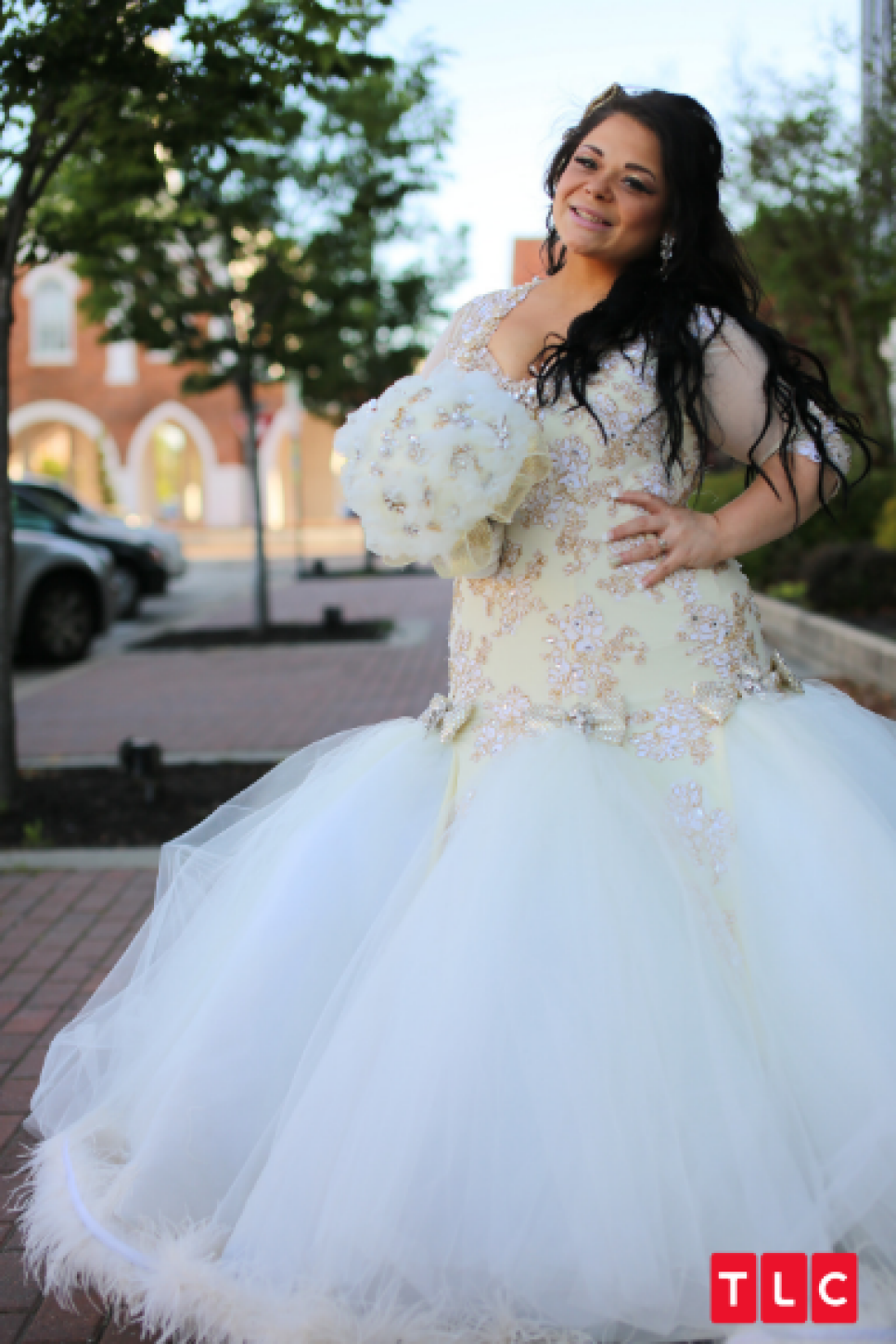 Gypsy Wedding Dresses.The Outrageous Gowns Of My Big Fat American Gypsy Wedding Inside