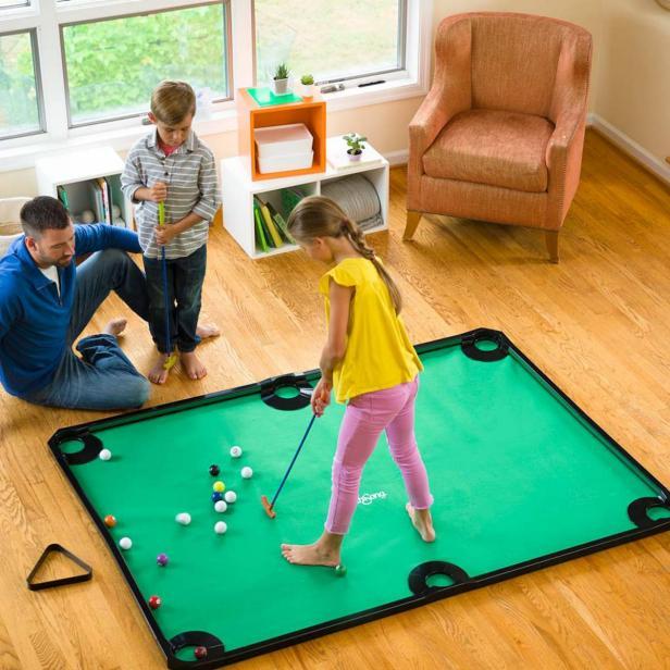 Indoor Games To Keep The Kids Busy Over Winter Break