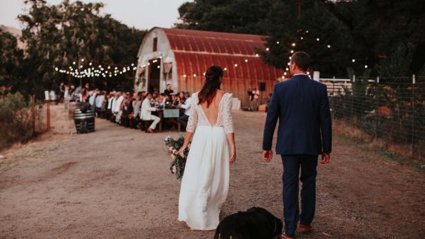Best Farm Wedding Venues Across The Country Weddings Tlc Com