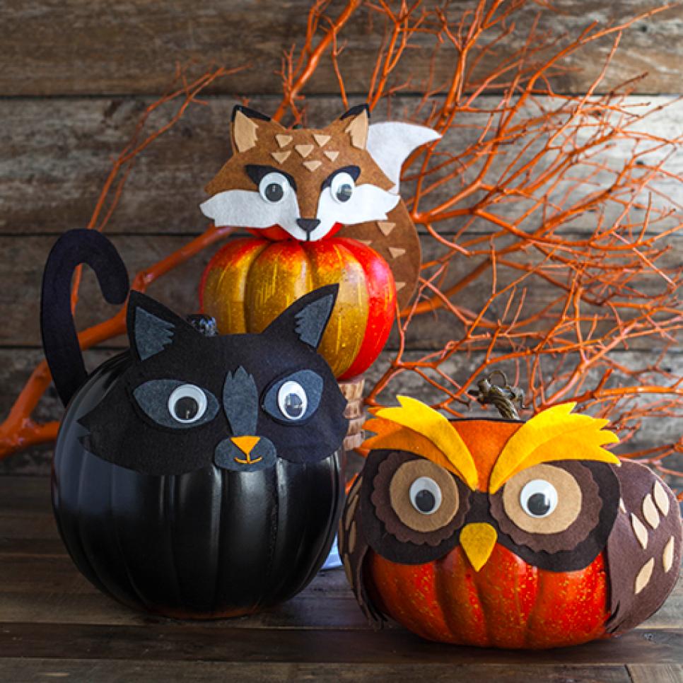 Unique Pumpkin Decorations | Style & Self-Care | TLC.com