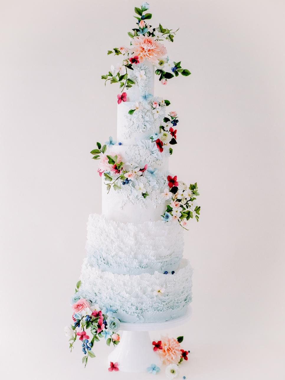New Wedding Cake Trends in 2019 | Weddings | TLC com
