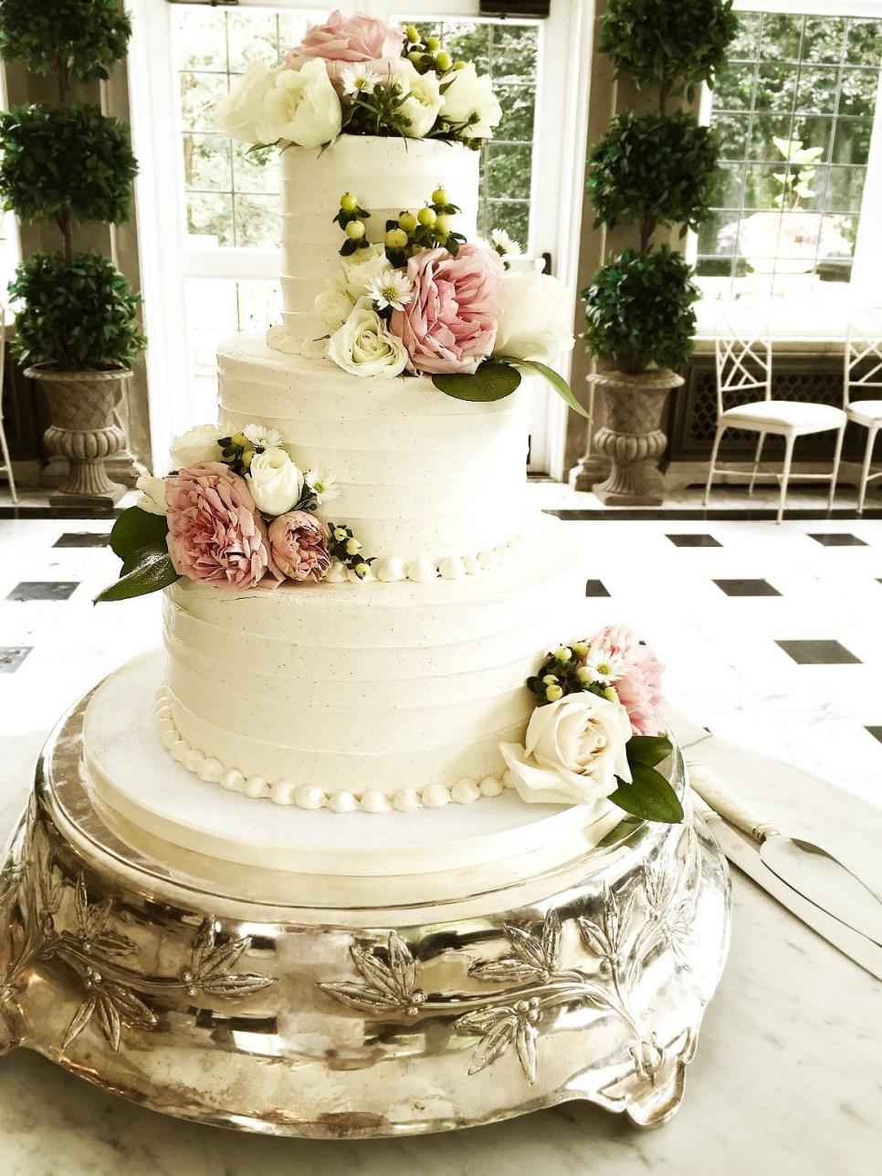 The Best Wedding Cake Bakeries In All 50 States Giveaways Tlc Com