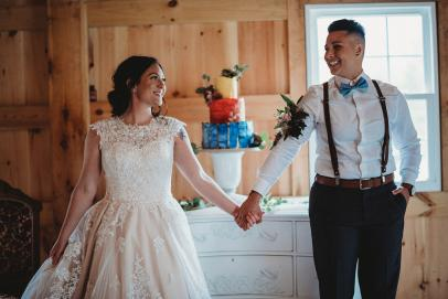 LGBT+ Weddings | Weddings | TLC com