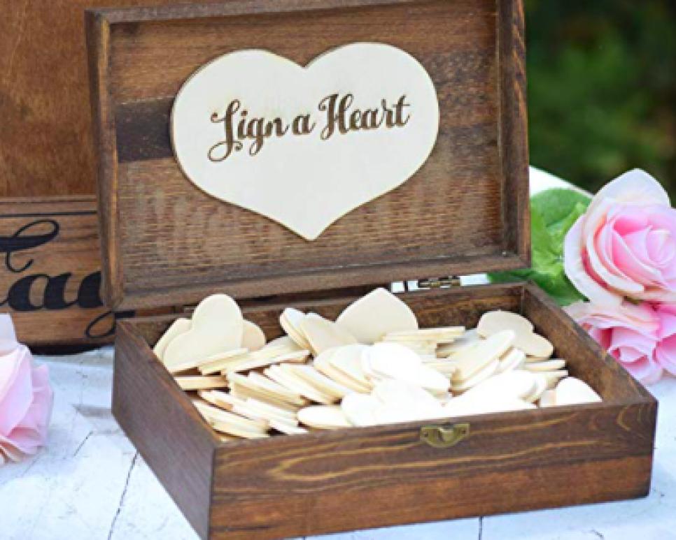 Unique Guest Wedding Book Ideas Weddings Tlc Com