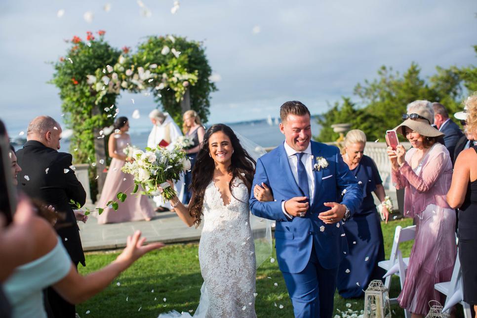 Best Waterfront Wedding Venues Weddings Tlc Com