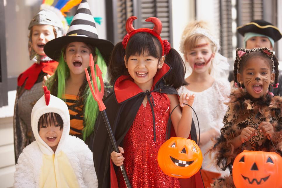 Unique Kids Costumes