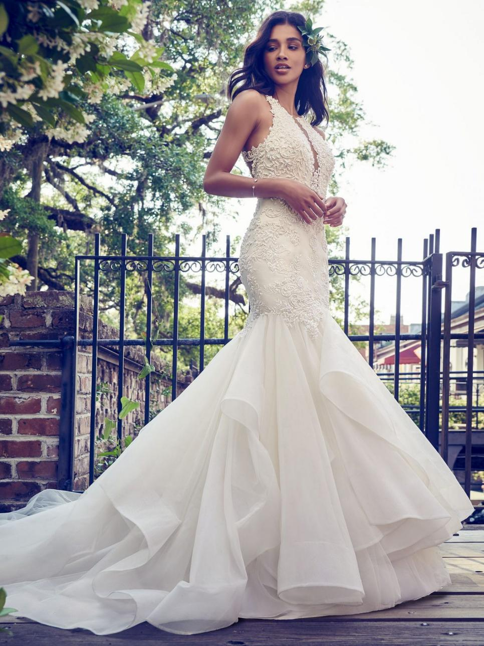 Affordable Dresses From Kleinfeld Weddings Tlc Com