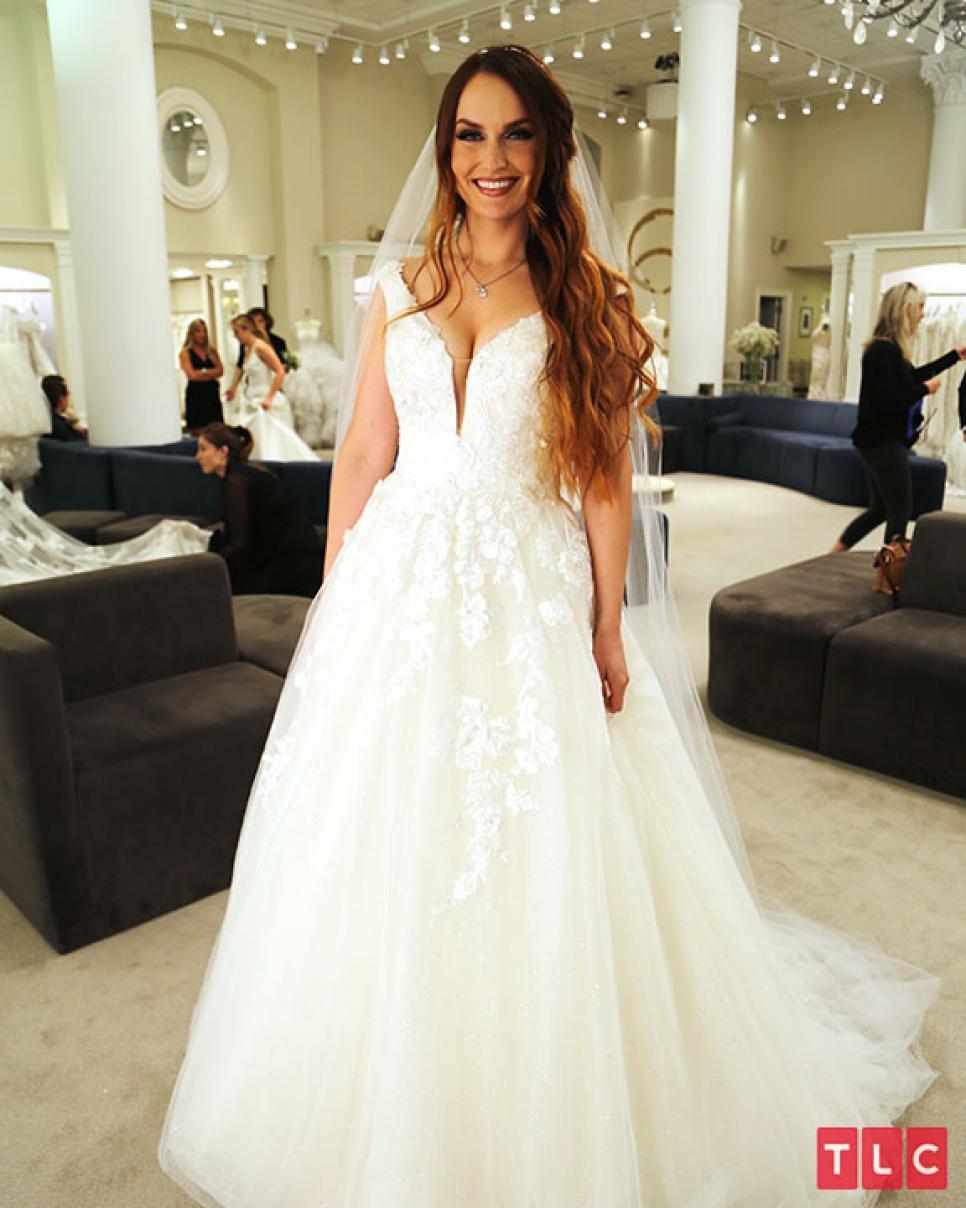 Say Yes To The Dress America Wedding Dresses Inside Tlc Tlc Com,Neon Wedding Dresses