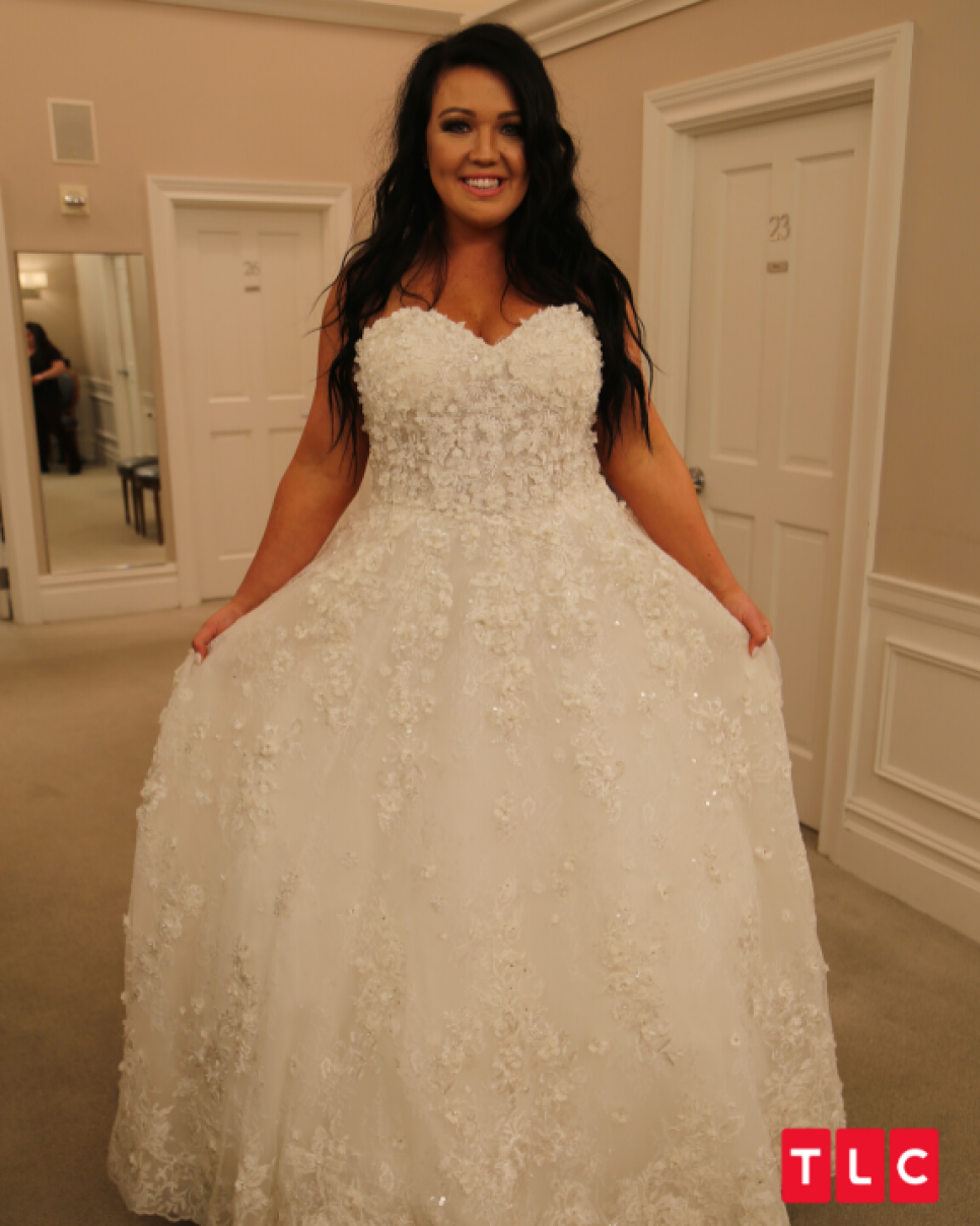 Say Yes To The Dress America Wedding Dresses Inside Tlc Tlc Com