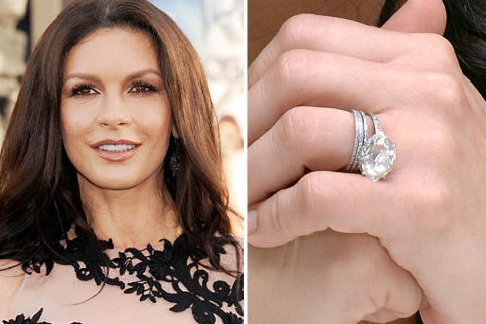 jennifer aniston engagement ring carat size