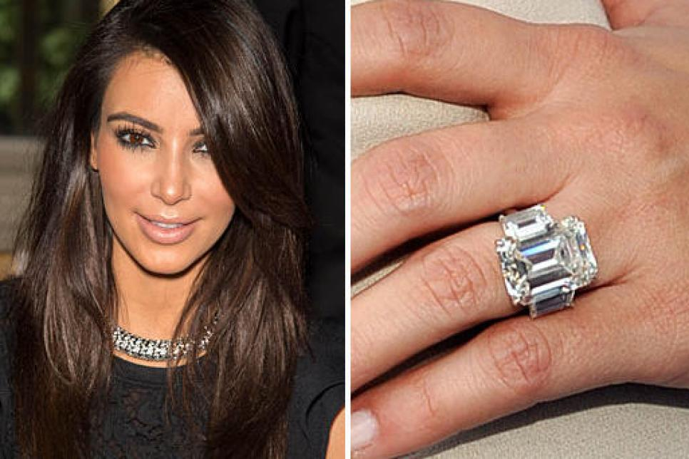 10 Most Expensive Celebrity Engagement Rings | Life & Relationships |  TLC.com