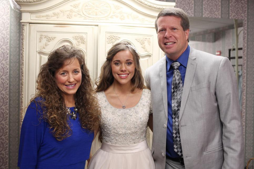 Jessa Duggar And Ben Seewalds Romantic Wedding Photo Gallery
