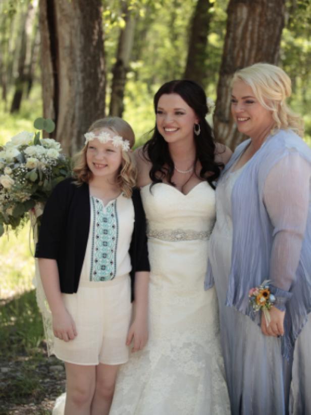 Maddie and Calebs Wedding Album | Sister Wives | TLC.com