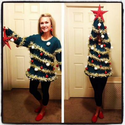 Best Ugly Christmas Sweater.The Best Ugly Christmas Sweaters And How To Make Your Own