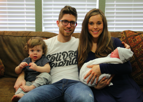 Learn the Name of Jessa and Ben Seewald's Second Child
