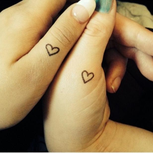 5 Ideas for Best Friend Tattoos That Are Actually Awesome | Style ...