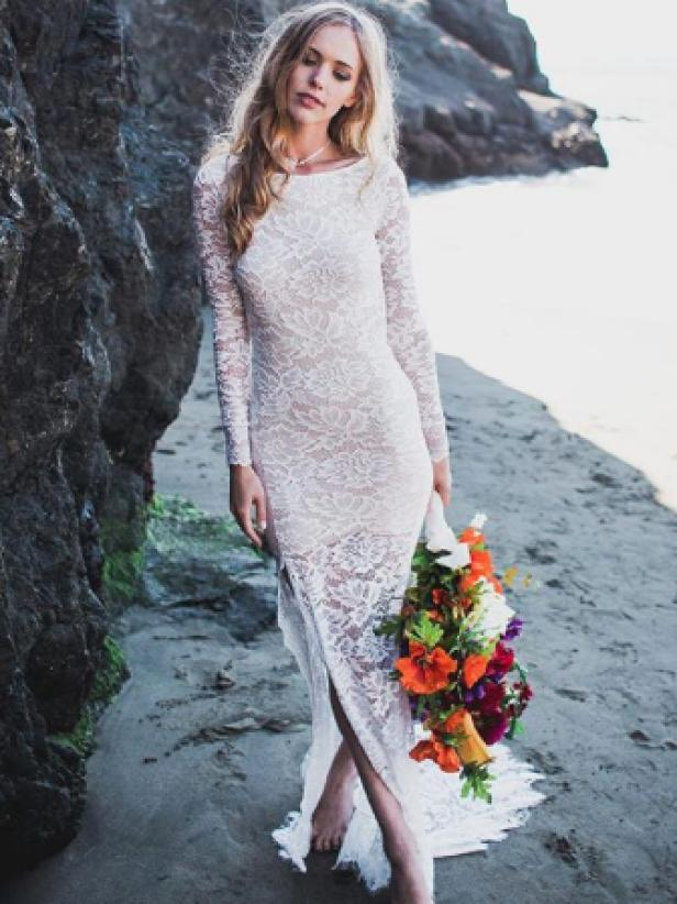15 Long Sleeve Dresses For Brides Planning An Autumn Wedding Life