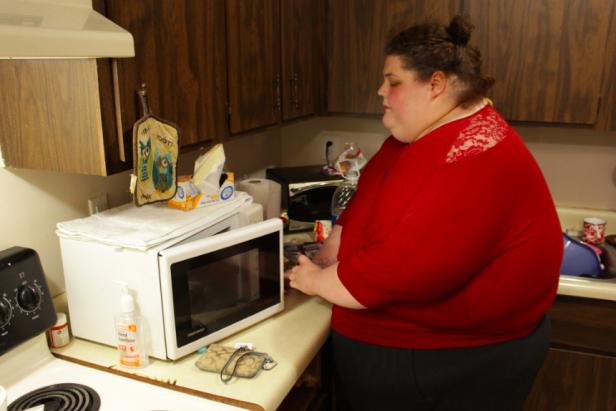 sarah pierdere în greutate tlc