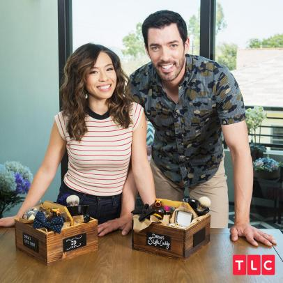 Property Brothers Wedding.Learn How To Add Diy Projects To Your Wedding Day With Property